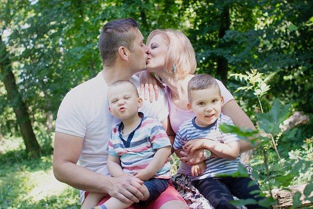 Zatímco nejvděčnější stvoření jsou děti, největší kritik, ale iporadce, je manžel.