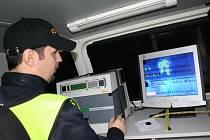 Schengenbus - nepostradatelný nástroj policistů.