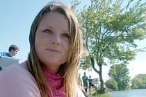 Jednadvacetiletá Petra Pafkovičová.