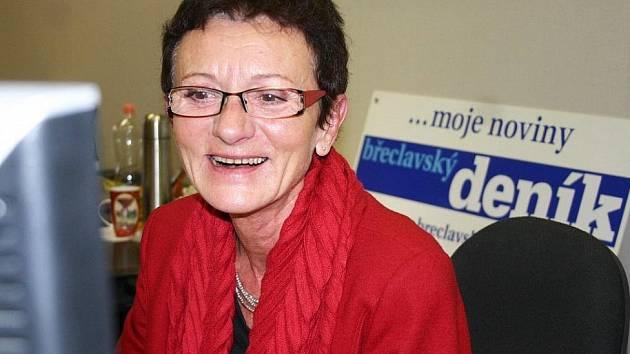 Anna Procházková.