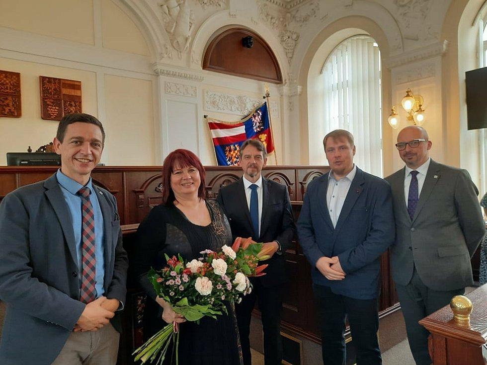 Ředitelka mikulovské městské knihovny Ilona Salajková se stala Knihovnickou osobností 2020 Jihomoravského kraje.