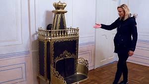 Deset pokojů Lichtenštejna. Valtický zámek nově zpřístupní knížecí apartmány