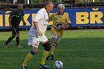 Desáté výročí založení slavil v sobotu Městský sportovní klub Břeclav. Fotbalová akce vyvrcholila exhibičním zápasem osobností.