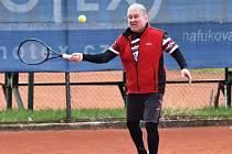 Na kurtech STK Břeclav začala tenisová sezona.