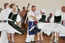 Folklorní soubor Old Stars Břeclav funguje už více než deset let.