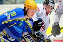 Hokejisté Břeclavi doma podlehli Technice Brno 1:2.