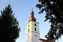 Amatérské fotografie Velkých Pavlovic a Senice.