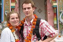 Dva studenti z Břeclavska se vydali na rozvojovou stáž do Indie.