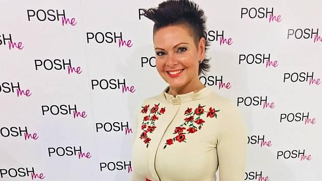 Zdeňka Frýbertová (na snímku) z Hustopečí na Břeclavsku je mezi dvanácti finalistkami soutěže krásy Tvář Scarlett.