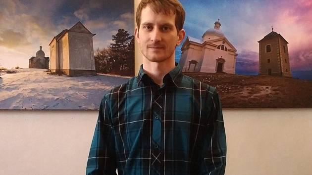 Mikulovan Jiří Svoboda má za sebou premiérovou výstavu svých fotografií.