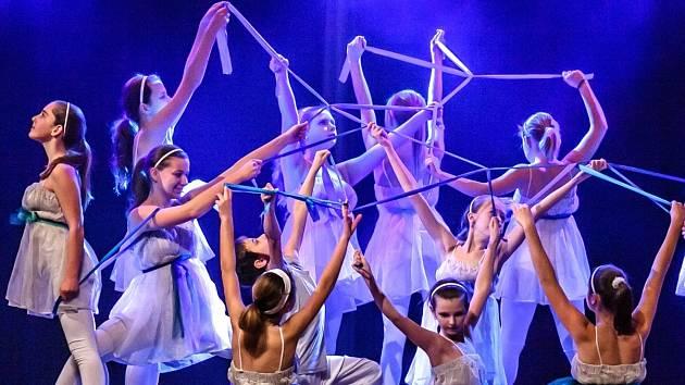ILUSTRAČNÍ FOTO: Tanečníci z velkobílovické skupiny Balance.