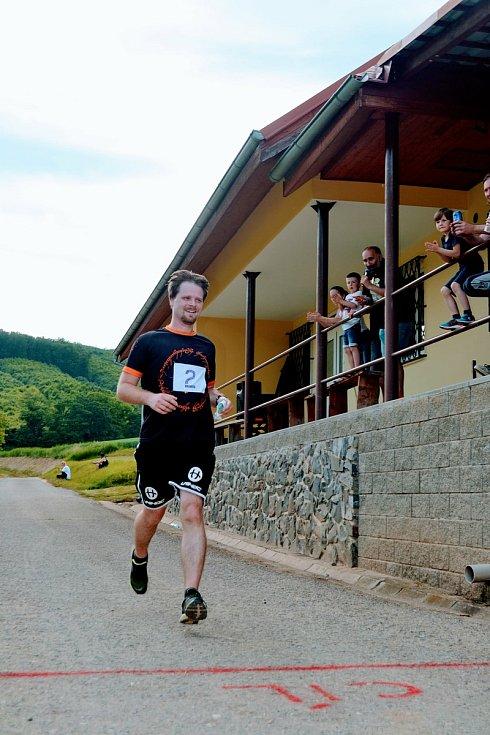 Letošní nejlepší běžec z Boleradic zaběhl krásný čas 31 minut a 1 sekunda.
