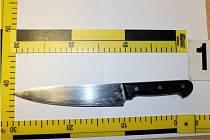 Opilého cizince, který vyhrožoval s nožem v ruce, zadrželi v pondělí dopoledne policisté v jedné z ubytoven na Břeclavsku.