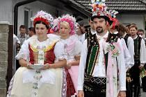 Tradiční hody v Hustopečích.
