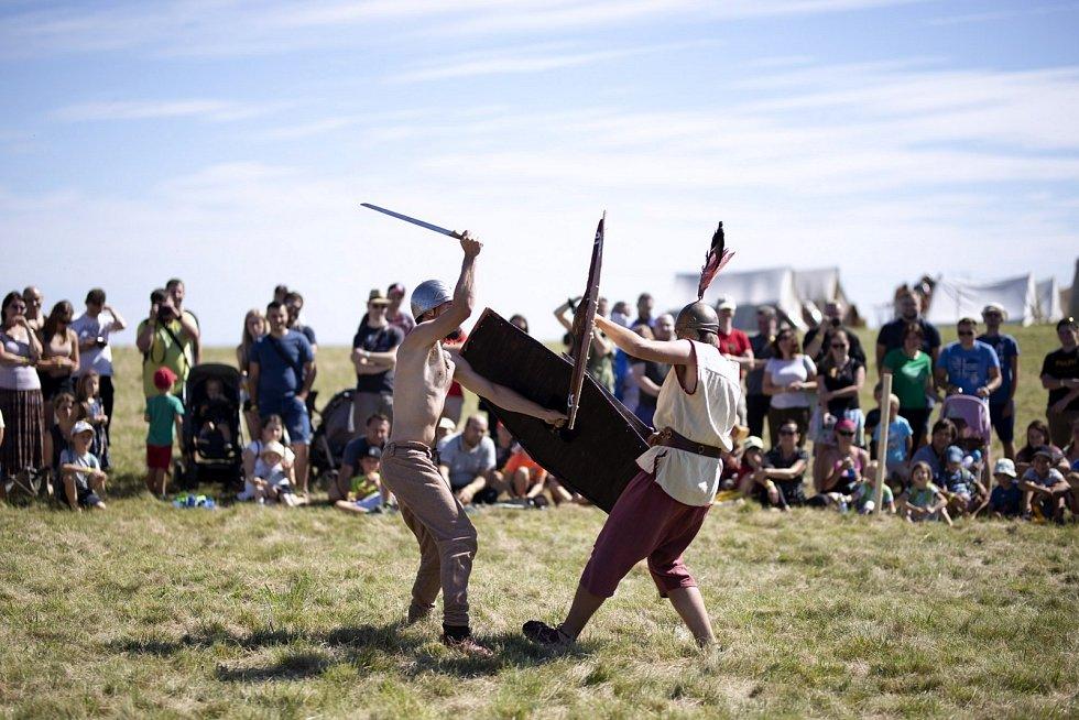 Třídenní festival GERMANIA SUBACTA – Germánie byla poražena nabídl nevšední podívanou