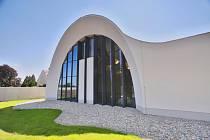 Nová smuteční síň v Břeclavi stála více než pětačtyřicet milionů korun.