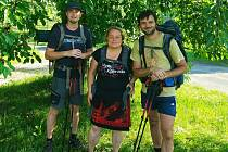 Přesně 128 kilometrů z Moravského krasu až do Mikulova ujdou účastníci Moravské Svatojakubské poutě za vínem. Na trasu se vydali v úterý, o víkendu už zakotví v Mikulově. Ilustrační foto.