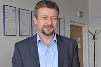 Břeclavský OTIS řídí Ladislav Zeman.