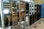 Výzkumná zařízení ve Spojeném ústavu jaderných výzkumů v Dubně u Moskvy