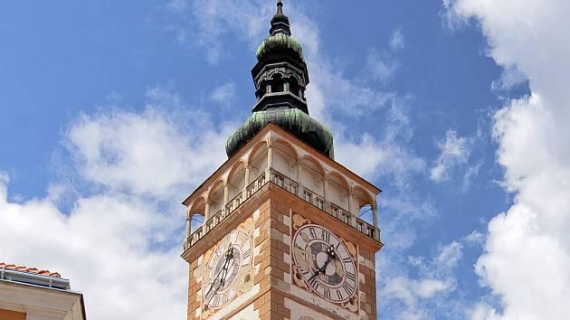 Kostel svateho Václava v Mikulově. Ilustrační foto.