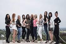 Na prvním castingu Miss víno vybrala odborná porota již osm finalistek a několik semifinalistek, které o své místo ve finále ještě zabojují.