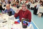 Na Concours Mondial de Bruxelles ve švýcarském Aigle získali vinaři z jihu Moravy pět zlatých medailí. Příští ročník soutěže se uskuteční v Brně. Foto: Omnimedia