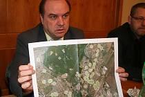 Břeclavská radnice má zpracovanou mapu heren ve městě.