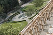 Zámecká zahrada v Mikulově dostala barokní nádech.