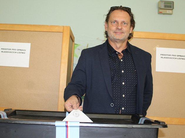 Mikulovský starosta a nyní i senátor Rostislav Koštial.
