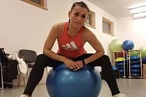 Petra Machová Pomajzlová z Němčiček propadla lásce ke sportu a zdravému životnímu stylu, což ji i živí.