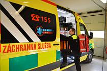 Břeclavští strážníci budou sbírat zkušenosti při výjezdech záchranné služby.