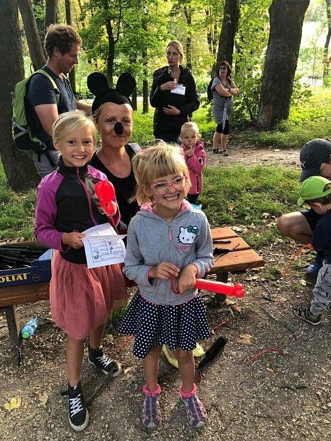 Eva Pfefferová zMikulova miluje děti. Pracuje jako pedagožka volného času.foto: osobní archiv