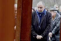 Uctění památky obětem železné opony v Mikulově.