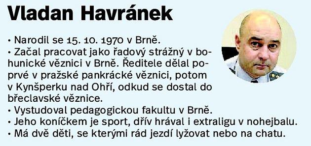 Ředitel břeclavské věznice Vladan Havránek.