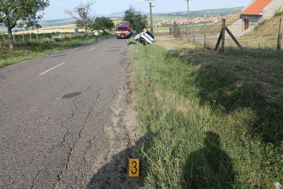 Při nehodě mezi Bořeticemi a Vrbicí na začátku týdne zemřela třiadvacetiletá řidička. S Renaultem Clio narazila do mostku u vodárny.