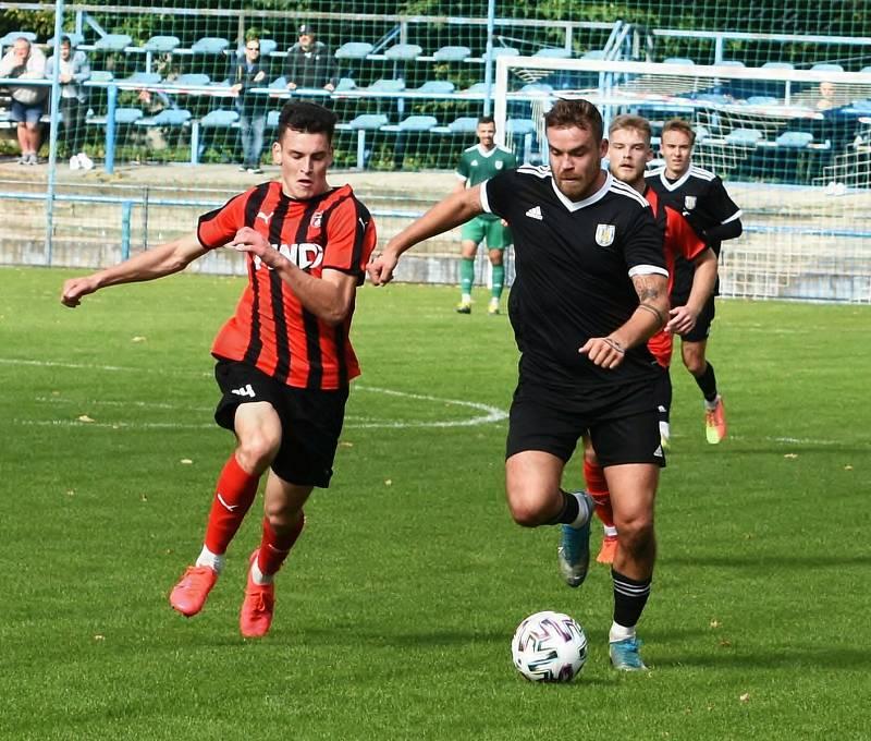 Fotbalisté Břeclavi jsou příjemným překvapením letošní divizní sezony.