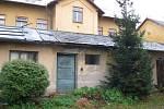 Budova ve Veselí nad Moravou