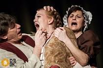 Divadlo Boleradice v době pandemie obnovovalo prostory a herci se těšili na diváky.
