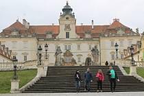 Valtický zámek
