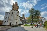Empírový zámeček Pohansko nedaleko Břeclavi  sloužil k loveckým účelům jeho majitelů z rodu Lichtenštejnů
