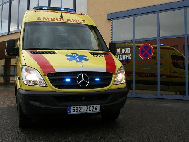 Břeclavští záchranáři dostali novou sanitku.