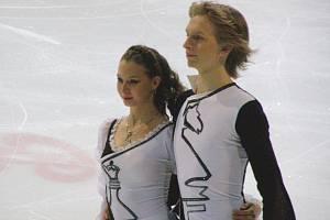 Lucie Myslivečková - Matěj Novák