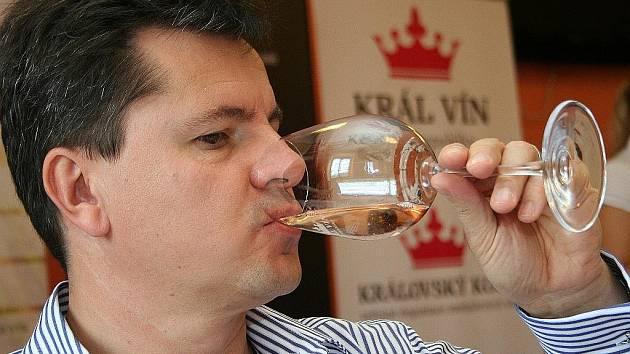 Soutěž Král vín České republiky.