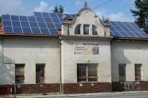 Bývalý areál poštorenského domu dětí a mládeže roky poslouží jako nové sídlo firmy OK Ateliér