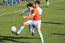 Čeští mladíci porazili Holanďany a postoupili tak do závěrečného turnaje fotbalového mistrovství Evropy.