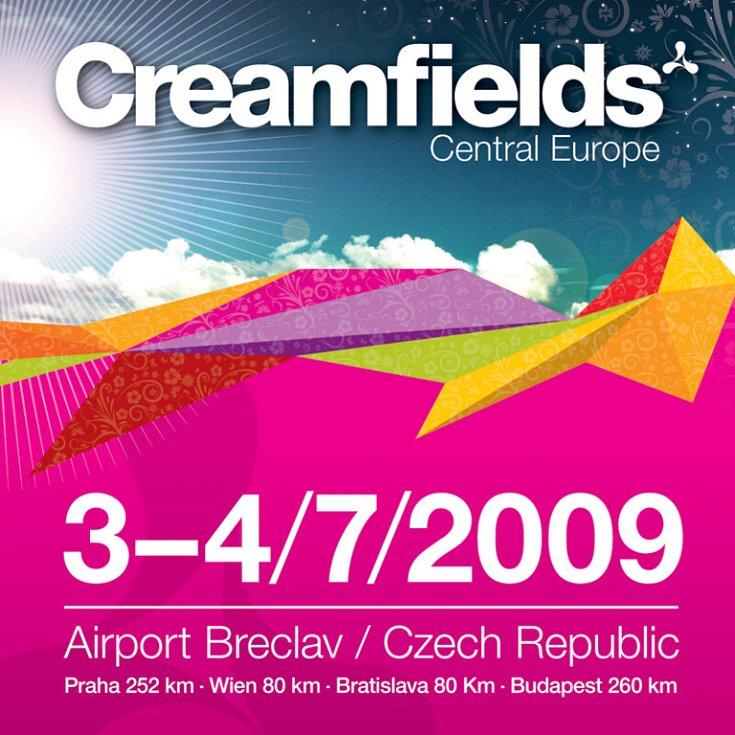 Creamfields Central Europe 2009