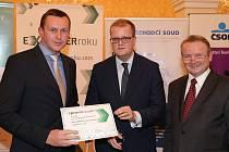 Břeclavská firma Gumotex vyhrála svou kategorii v soutěži exportér roku.