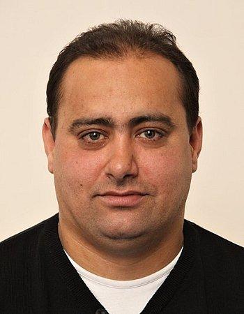 Romský asistent prevence kriminality Městské policie Břeclav Jaroslav Daniel.