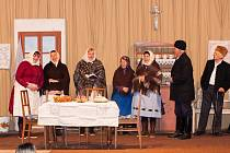Vánoce si užijí starovičští i s divadelním souborem Kadet