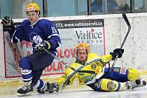 Druholigoví hokejisté Břeclavi doma prohráli se soupeři z Nového Jičína 2:4. Body ztratili zejména chybami v závěru utkání.